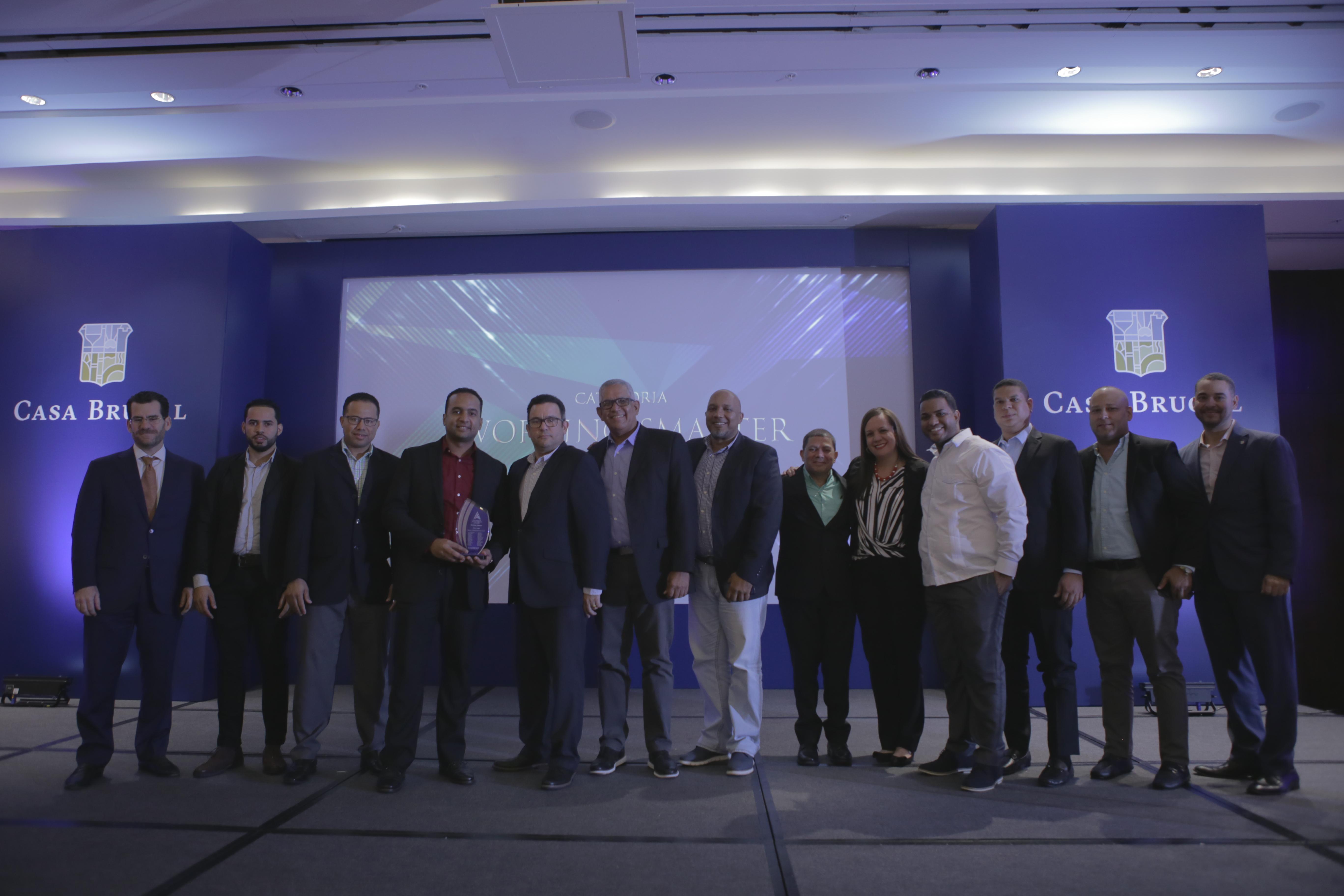 Edrington Achievement Awards Working Smarter - Equipo Comercial GT Zona Norte